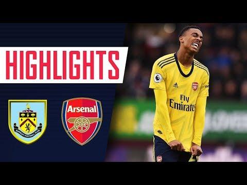 HIGHLIGHTS | Burnley 0-0 Arsenal | Premier League | Feb 2, 2020